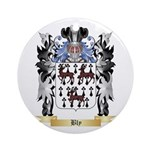 Bly Ornament (Round)