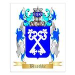 Bluschke Small Poster