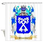 Bluschke Shower Curtain