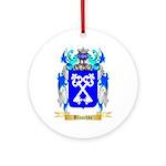 Bluschke Ornament (Round)