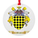 Blunt Round Ornament
