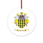 Blunt Ornament (Round)