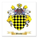 Blundy Square Car Magnet 3