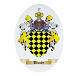 Blundy Ornament (Oval)