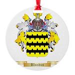 Blundus Round Ornament