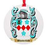 Blunderfield Round Ornament