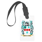 Blunderfield Large Luggage Tag