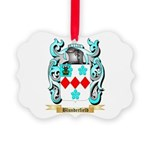 Blunderfield Picture Ornament