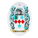 Blunderfield Ornament (Oval)