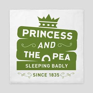 Princess & the Pea Since 1835 Queen Duvet