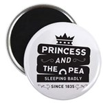 Princess & the Pea Since 1835 Magnet