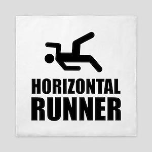 Horizontal Runner Queen Duvet