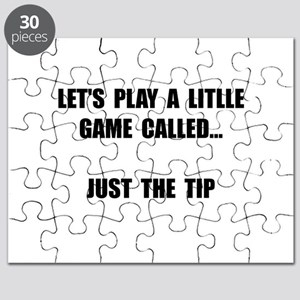 Just The Tip Puzzle
