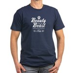 Beauty and the Beast Since 1740 Men's Fitted T-Shi