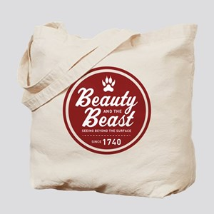 Beauty and the Beast Since 1740 Tote Bag