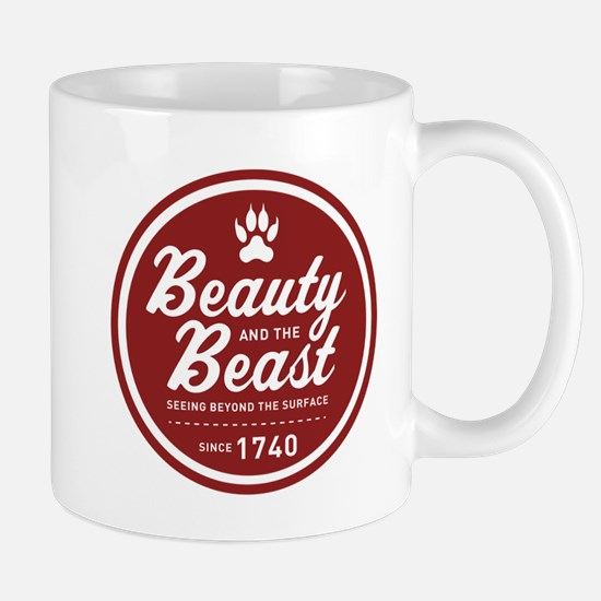Beauty and the Beast Since 1740 Mug