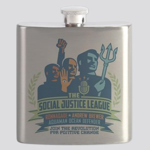 SJL Logo Flask