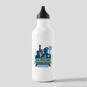 SJL Logo Water Bottle