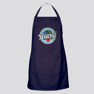 Hawaii.png Apron (dark)