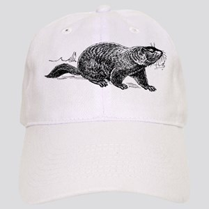 Ground Hog Day Baseball Cap