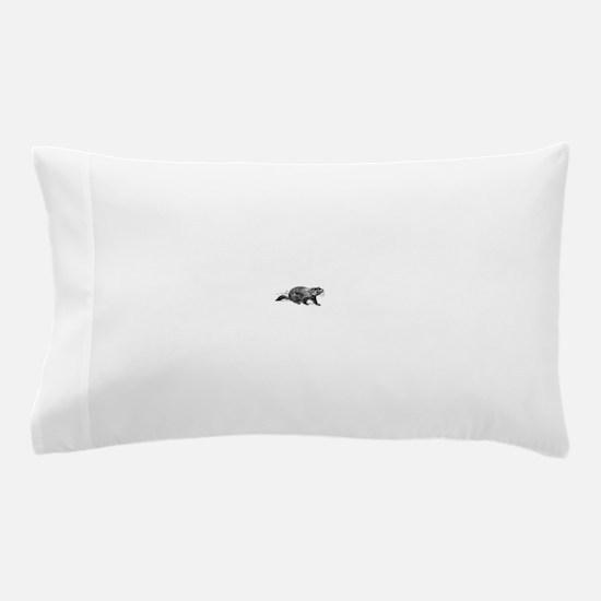 Ground Hog Day Pillow Case