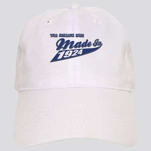 Made in 1924 Cap