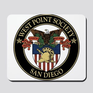 West Point Society of San Diego Mousepad