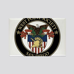 West Point Society of San Diego Rectangle Magnet