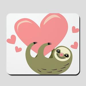 Sloth 3 Mousepad