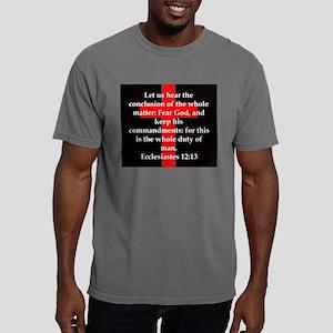 Ecclesiastes 12-13 Mens Comfort Colors Shirt