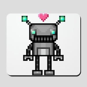 Robot 3 Mousepad