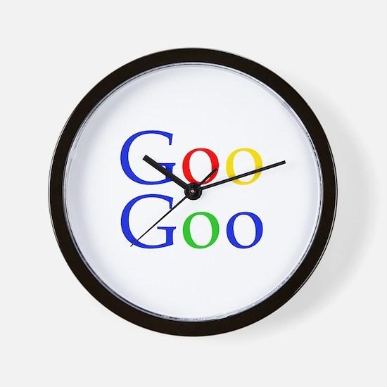 Goo Goo  Wall Clock