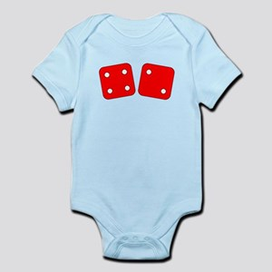 Red Dice Four Two Body Suit