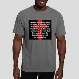 Ecclesiastes 3-11 Mens Comfort Colors Shirt