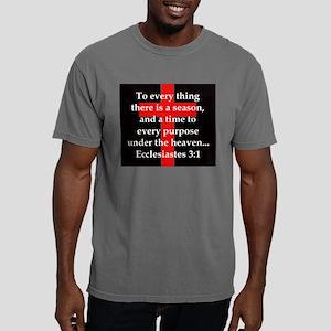 Ecclesiastes 3-1 Mens Comfort Colors Shirt