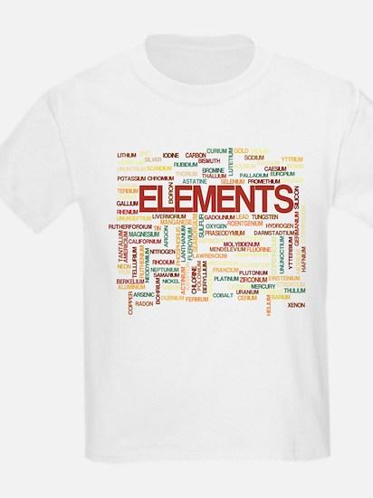 Chemical Elements T-Shirt