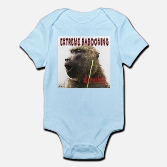Extreme Babooning Body Suit