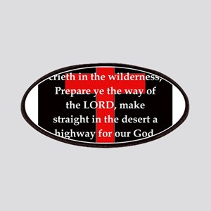 Isaiah 40:3 Patch