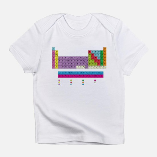 Cute Periodic Infant T-Shirt