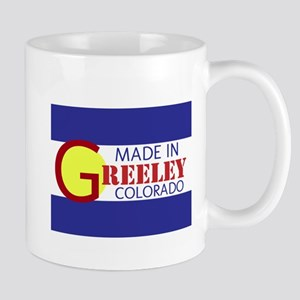 MADE IN GREELEY Mug