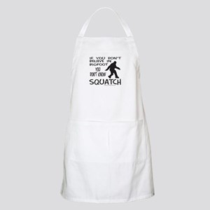 YOU DON'T KNOW SQUATCH Apron