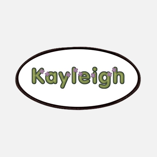 Kayleigh Spring Green Patch