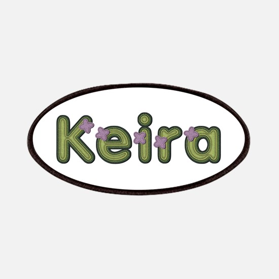 Keira Spring Green Patch