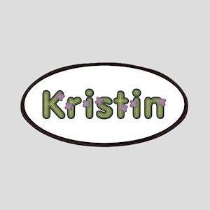 Kristin Spring Green Patch