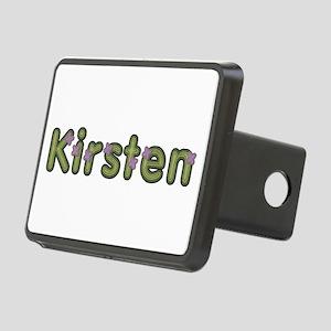 Kirsten Spring Green Rectangular Hitch Cover