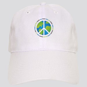 World Peace Sign Cap
