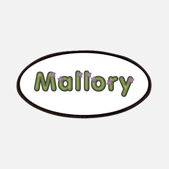 Mallory Spring Green Patch