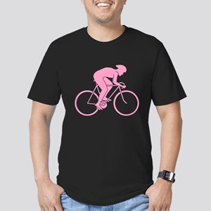 Cycling Design in Pink. T-Shirt