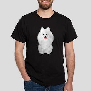Dog. Spitz or Pomeranian. T-Shirt