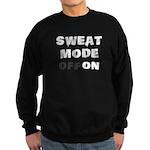 Sweat mode on Sweatshirt (dark)